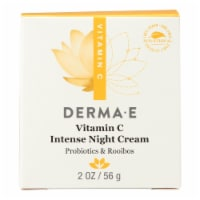 Derma E - Vitamin C - Intense Night Cream - 2 oz.