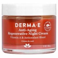 Derma E - Age-Defying Night Creme with Astaxanthin and Pycnogenol - 2 oz. - 1