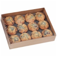Chef Pierre Large Blueberry Muffin, 4.25 Ounce -- 48 per case.