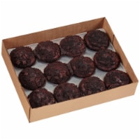 Chef Pierre Large Double Chocolate Muffin, 4 Ounce -- 48 per case