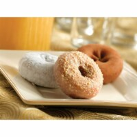 Chef Pierre Assorted Mini Cake Donut - Variety Pack -- 240 per case.