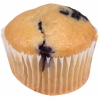 Chef Pierre Individually Wrapped Whole Grain Blueberry Muffin, 2 Ounce -- 48 per case.