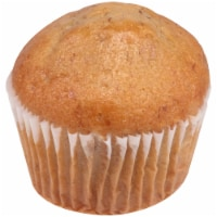 Chef Pierre Individually Wrapped Whole Grain Banana Muffin, 2 Ounce -- 48 per case. - 48-2 OUNCE