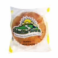 Muffin Town Blueberry Muffin, 2 Ounce -- 72 per case.