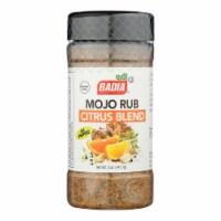 Badia Spices - Rub Mojo Citrus Blend - Case of 6 - 5 OZ - Case of 6 - 5 OZ each