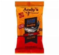 Andys Seasoning Cajun Fish Breading, 10 Oz (Pack of 6) - 6