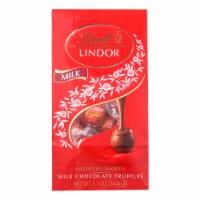 Lindt - Truffles Milk Chocolate Bag - Case of 6-5.1 oz - Case of 6 - 5.1 OZ each