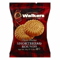 Walkers Pure Butter Shortbread Rounds, 1.2 OZ (Pack of 24) - 22