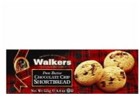 Walkers Chocolate Chip Pure Butter Shortbread, 4.4 OZ (Pack of 12) - 12