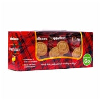 Walkers Pure Butter Shortbread On the Go 7.2oz Pk 12 - 6
