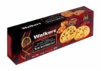 Walkers Pure Butter Salted Caramel & Milk Chocolate Chunk Shortbread 5.3oz Pk12 - 12