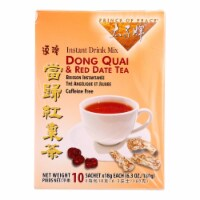 Prince of Peace Tea - Herbal - Dong Quai and Red Date - 10 Bags - 10 BAG