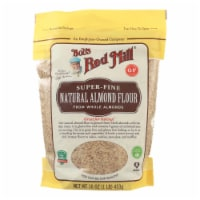 Bob's Red Mill - Flour - Almond - Natural - Case of 4 - 16 oz - 16 OZ