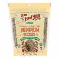 Bob'S Red Mill Pumpkin Seeds  - Case of 6 - 12 OZ