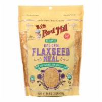 Bob's Red Mill - Organic Flaxseed Meal - Golden - Case of 4 - 16 oz