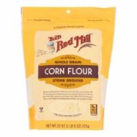 Bob's Red Mill - Flour Corn - Case of 4 - 22 OZ - 22 OZ