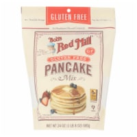 Bob's Red Mill - Pancake Mix Gluten Free - Case of 4 - 24 OZ