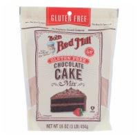 Bob's Red Mill - Cake Mix Chocolate Gluten Free - Case of 4-16 OZ