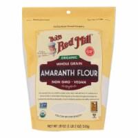 Bob's Red Mill - Flour Amaranth - Case of 4 - 18 OZ - 18 OZ