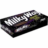 Milky Way, Midnight Dark Chocolate, 1.76 oz. Bars (case of 24) - 24 Count