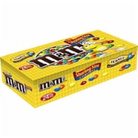 M&M'S Peanut Chocolate Candy Sharing Size 3.27 oz (24 per case) - 24 count