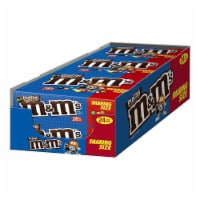 M&M's Chocolate Candies, Pretzel, Sharing Size, 2.83 oz. Bags (case of 24) - 24 count