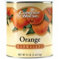 Carriage House Orange Marmalade Preserves -- 6 per case. - 6-8 POUND