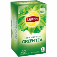 Lipton 100 Percent Green Tea, 1.2 Ounce -- 6 per case.