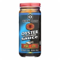 Kikkoman Sauce - Oyster - Case of 12 - 9.3 fl oz - 9.3 FZ