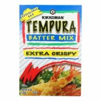 Kikkoman Batter - Tempura - Case of 12 - 10 oz