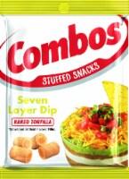 Combos 7 Layer Dip Tortilla Snack, 6.3 Ounce -- 12 per case.