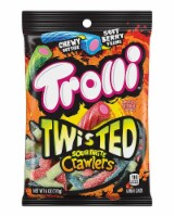 Trolli Twisted Sour Brite Crawlers 8 Count