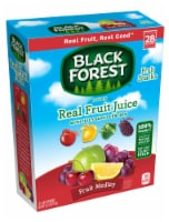 Black Forest 0.8 Ounce Fruit Medley Fruit Snack, 28 count per pack -- 6 per case.