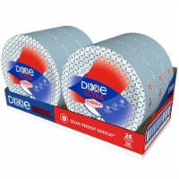 Dixie Ultra Printed 20 oz Paper Bowls