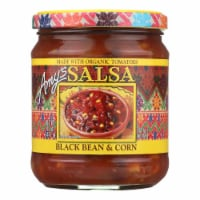 Amy's Black Bean and Corn Salsa