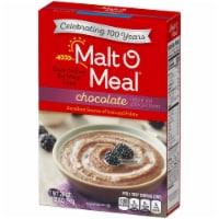 Malt-O-Meal Chocolate Hot Wheat Cereal, 28 ounce -- 12 per case - 12-28 OUNCE