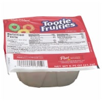 Malt-O-Meal Single Serve Tootie Fruities Bowl Pack Cereal, 0.75 Ounce -- 96 per case. - 96-.75 OUNCE