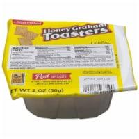 Malt-O-Meal Honey Graham Bread Cereal, 2 Ounce -- 48 per case.