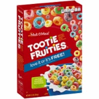 Tootie Fruities Cold Cereal, 12.5 Ounce -- 14 per case.
