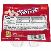 Malt O Meal Marshmallow Mateys Cereal, 1 Ounce -- 96 per case.