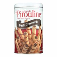 De Beukelaer - Cookies - Pirouline Créme Filled Rolled Wafers - Case of 6 - 14.1 oz. - Case of 6 - 14.1 OZ each