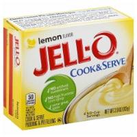 Jello Pudding Lemon Dessert , 2.9 Ounce -- 24 Case
