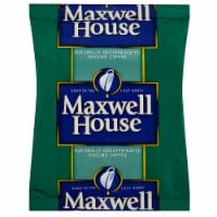 Maxwell House Decaffeinated Office Coffee Service - 1.1 oz. pouch, 42 pouches per case