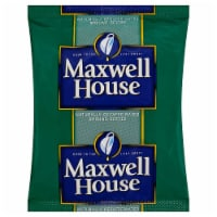 Maxwell House Decaffeinated Su High Yield Coffee - 1.7 oz. fractional pack, 96 packs  case - 1-10.2 POUND