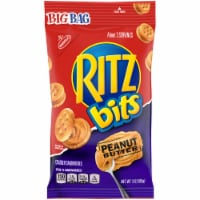 Ritz Bits Peanut Butter Cracker Sandwiches - 12 ct / 3 oz