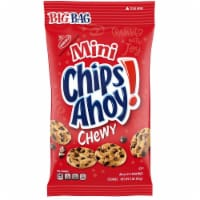 Chips Ahoy Mini Chewy Cookies, 3 Ounce -- 12 per case.