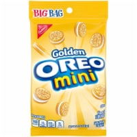 Oreo Nabisco Golden Mini Sandwich Cookies, 3 Ounce -- 12 per case. - 12-3 OUNCE