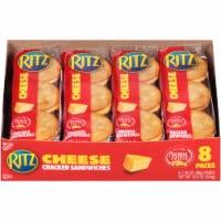 Ritz Cheese Sandwich Crackers Multi-Packs