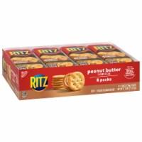 Ritz Peanut Butter Cracker Sandwiches