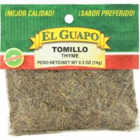 El Guapo Thyme, 0.5 Oz (Pack of 12) - 18